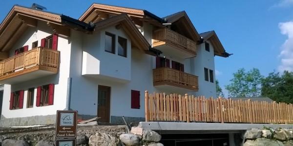 Nuova costruzione agenzia immobiliare primiero - Costo allacciamenti casa nuova costruzione ...